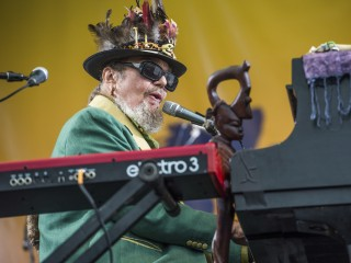 Dr. John, Hall of Fame master of New Orleans voodoo rock, dies at 77