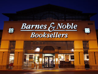 Barnes & Noble was just bought out by a hedge fund