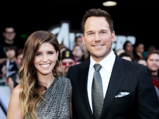 Chris Pratt and Katherine Schwarzenegger announce marriage, share wedding photo