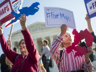 Supreme Court allows gerrymandering in North Carolina, Maryland, setting back reform efforts