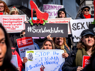New York state lawmakers introduce bill to decriminalize sex work