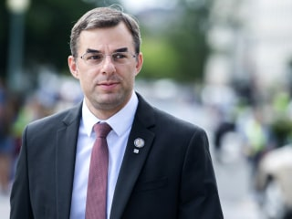 GOP Rep. Justin Amash, who backs impeachment, resigns from Freedom Caucus