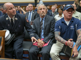 House approves 9/11 victims bill with support from Jon Stewart, sends it to Senate