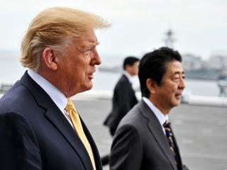 Could Japan be Trump's next trade war victim?