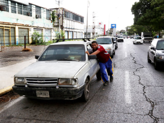 Gas shortages, sky-high food prices plague Venezuelans amid economic crisis