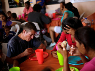 Asylum Seekers Returned To Mexico Rarely Win Bids To Wait In U S