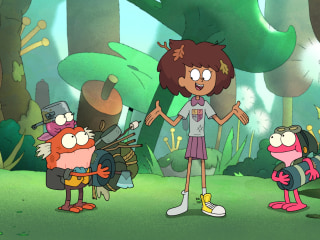 How Matt Braly and Brenda Song's Thai heritage helped make Disney Channel's 'Amphibia'