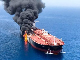 Oil prices spike by 4 percent after Gulf tanker attacks