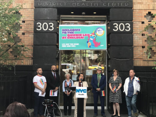 NYC's 'Quickie Lab' closes loophole in sexual health prevention