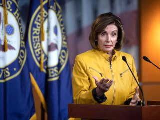 'Ridiculous behavior': Pelosi blasts Trump's foreign interference comments