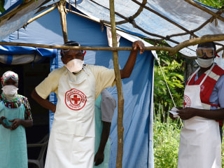 Ebola outbreak alarming, but not yet a 'global health threat,' WHO says
