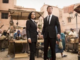 Afro-Latina actress Tessa Thompson saves the world in 'Men in Black: International'