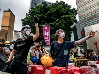 Hong Kong mass protests are just the start of a wider human rights battle