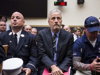 Mitch McConnell isn't sure why Jon Stewart is 'all bent out of shape' over 9/11 funds