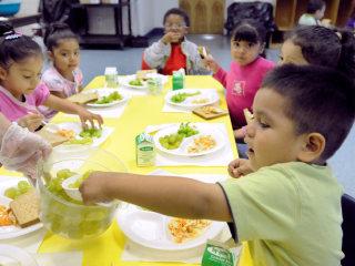 Obesity rates falling among U.S. preschoolers, study finds