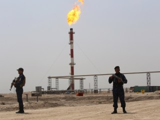Rocket hits ExxonMobil, other oil firms in Iraq