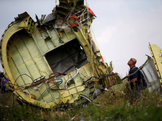 3 Russians, 1 Ukrainian facing murder charges in attack on Malaysia Airlines flight that killed 298