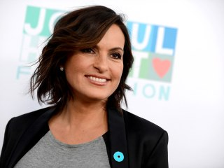 'Law and Order' star Mariska Hargitay says she hasn't been in touch with Linda Fairstein