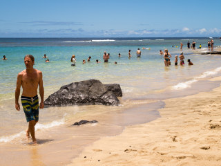 After a year without tourists, Kauai's rugged coast reopens