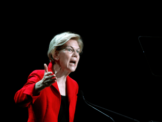 Warren introduces bill to unlock millions in tax refunds denied to gay couples