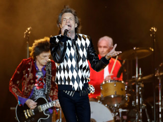 Mick Jagger back in action with Rolling Stones after medical issue postponed tour