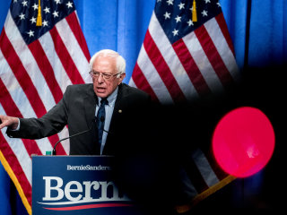 Bernie Sanders has dodged criticism for crime bill vote while others have not