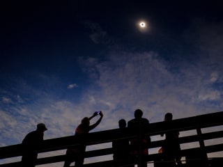 Total solar eclipse will darken skies over South America on Tuesday