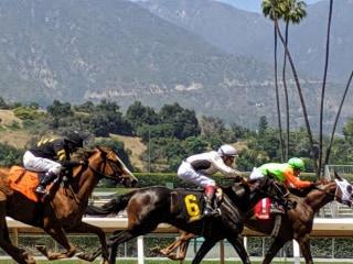 Santa Anita's racing season closes with sport of kings on the line