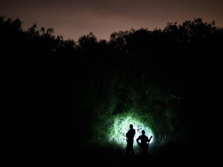 Border Patrol finds four bodies, including three children, in South Texas