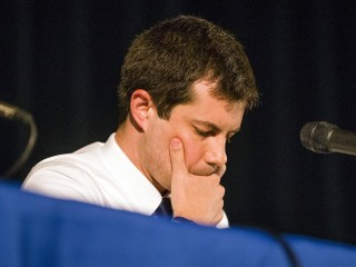 Buttigieg learns the hazards of campaigning for president as a mayor