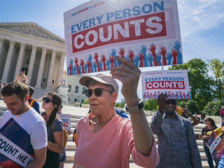'Disturbing picture': Judge says census question might have discriminatory motive