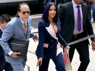 Cardi B pleads not guilty to strip club fight charges