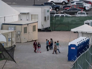 CBP says it's not low on supplies after claims of 'appalling' conditions for migrant children