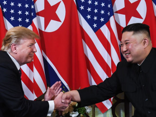U.S., North Korea in talks to set up 3rd Trump-Kim summit, Moon says