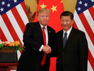 High stakes Trump-Xi meeting set to loom over G-20 summit