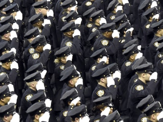 Fourth NYPD officer suicide in 3 weeks a reminder of 'combustible' situation