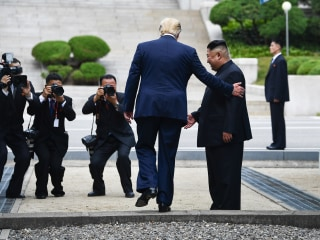 'Zero' chance Kim Jong Un willingly gives up nukes, but Trump must force him, former diplomat says