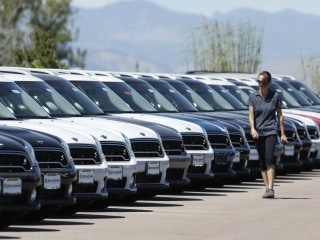 Car owners are holding on to their cars even longer — driving down sales
