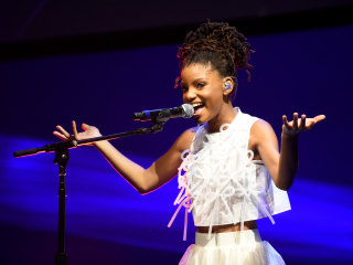 Halle Bailey cast as Ariel in Disney's live-action remake of 'The Little Mermaid'
