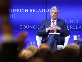 Big month for jobs, big headache for Fed Chair Powell