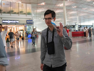 North Korea accuses freed Australian student of spying, spreading propaganda