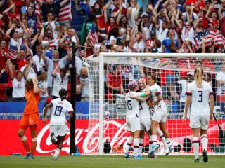 Women's World Cup final ratings surpass last year's men's final