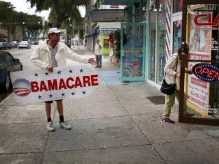 Federal judges grill Democratic attorneys general over Obamacare's existence