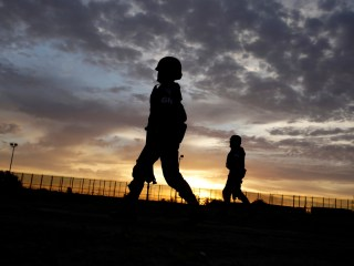 Mexican human rights watchdog concerned over National Guard detaining immigrants
