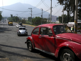 Mexico ends Beetle production, but the original car is still a favorite in the hills