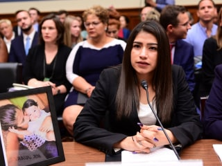 Migrant mom details daughter's death after ICE detention in emotional testimony