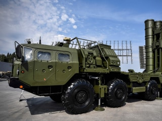 NATO member Turkey takes delivery of Russian S-400 missile defense system