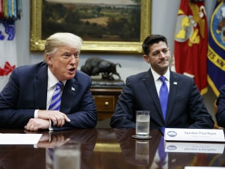 Trump rips Paul Ryan as 'lame duck failure' with 'poor leadership'