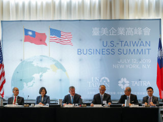 Taiwan defends U.S. arms deal after China sanctions threat