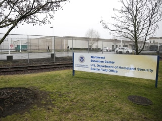 Man attacks immigrant detention center in Washington state, found dead after police shooting